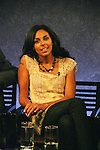 """General Hospital's Marsha Thomason """"Gillian Carlyle"""" and """"Diana"""" on White Collar was a part of White Collar Comes Clean at the Paley Center for Media, New York City, NY on June 7, 2010. (Photo by Sue Coflikn/Max Photos)"""