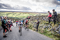 up Cray Hill<br /> <br /> Elite Women Road Race from Bradford to Harrogate (149km)<br /> 2019 Road World Championships Yorkshire (GBR)<br /> <br /> ©kramon