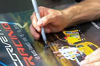 #63 CORVETTE RACING (USA) CHEVROLET CORVETTE C7 R LM GTE PRO JAN MAGNUSSEN (DNK) ANTONIO GARCIA (ESP) MIKE ROCKENFELLER (DEU)