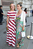 Mariella Frostrup and Penny Smith<br /> at the at the V&A Museum Summer Party 2017, London. <br /> <br /> <br /> ©Ash Knotek  D3286  21/06/2017