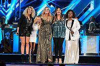 25 September 2019 - Nashville, Tennessee - Trisha Yearwood, Tori Kelly, Kristin Chenoweth, Hillary Scott, CeCe Winans. 2019 CMA Country Christmas held at the Curb Event Center. Photo Credit: Dara-Michelle Farr/AdMedia