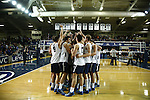 2015 BYU Men's Volleyball vs UCSD