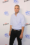 """Glee's Mark Salling at """"See What Unfolds"""" on June, 20, 2012 at Terminal 5, New York City, New York. (Photo by Sue Coflin/Max Photos)"""
