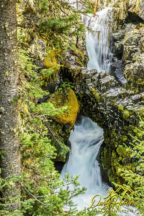 Arch Falls, Hyalite Canyon, Bozeman, Montana