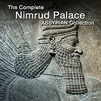 Nimrud or Kalhu Assyrian Sculptures - Pictures & Images of -