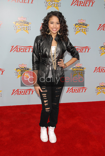 Jasmine V.<br />