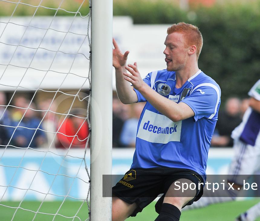 KSV Roeselare : Sven De Rechter.foto DAVID CATRY / BART VANDENBROUCKE / VDB