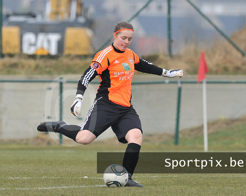 RSC Anderlecht Dames : Diede Lemey.foto DAVID CATRY / Vrouwenteam.be