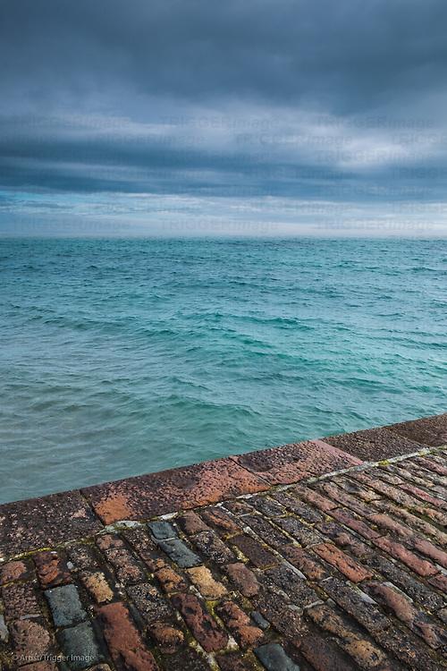 Sea jetty