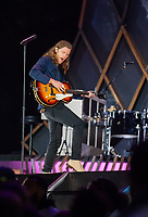 SAN FRANCISCO, CALIFORNIA - AUGUST 09: The Lumineers - Wesley Schultz  performs during the 2019 Outside Lands music festival at Golden Gate Park on August 09, 2019 in San Francisco, California.    <br /> CAP/MPI/ISAB<br /> ©ISAB/MPI/Capital Pictures