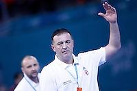 Croatia's coach Slavko Goluza during 23rd Men's Handball World Championship preliminary round match.January 14,2013. (ALTERPHOTOS/Acero) 7NortePhoto
