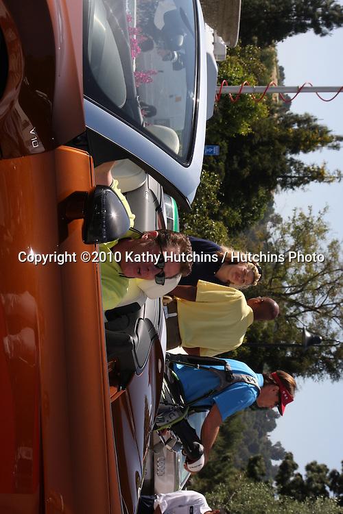 Glenn Fry.arrives at  the George Lopez Golf Tournament .Lakeside Golf Club.Toluca Lake, CA.May 3, 2010.©2010 Kathy Hutchins / Hutchins Photo...
