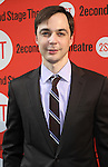 Jim Parsons.attending the Off-Broadway Opening Night Performance of Second Stage Theatre's 'Dogfight' at the Second Stage Theatr in New York City.