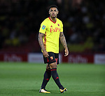 Watford's Andre Gray in action during the Carabao cup match at Vicarage Road Stadium, Watford. Picture date 22nd August 2017. Picture credit should read: David Klein/Sportimage