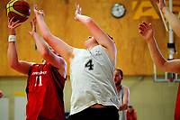 Action from the Special Olympics National Summer Games 2017 basketball at ASB Sports Centre in Wellington, New Zealand on Monday, 26 November 2017. Photo: Dave Lintott / lintottphoto.co.nz