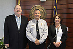 9/08/14 - Swearing-in Ceremony - Chief Dan Wilcox