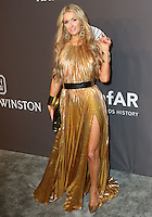 www.acepixs.com<br /> <br /> February 8 2017, New York City<br /> <br /> Paris Hilton arriving at the amfAR New York Gala 2017 at Cipriani Wall Street on February 8, 2017 in New York City. <br /> <br /> By Line: Nancy Rivera/ACE Pictures<br /> <br /> <br /> ACE Pictures Inc<br /> Tel: 6467670430<br /> Email: info@acepixs.com<br /> www.acepixs.com