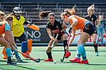 AMSTELVEEN  -  Yasmin Geerlings (A'dam)  Hoofdklasse hockey dames ,competitie, dames, Amsterdam-Groningen (9-0) .     COPYRIGHT KOEN SUYK