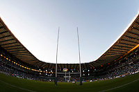 Photo: Richard Lane/Sportsbeat Images..London Wasps v Saracens. Guinness Premiership. 15/09/2007. .Twickenham Stadium.