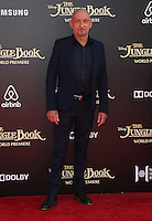 "04 April 2016 - Hollywood, California - Ben Kingsley. ""The Jungle Book"" Los Angeles Premiere held at the El Capitan Theatre. Photo Credit: Sammi/AdMedia"