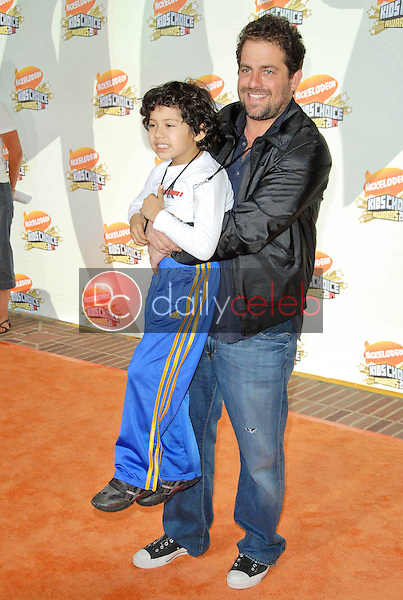 Brett Ratner and friend<br />