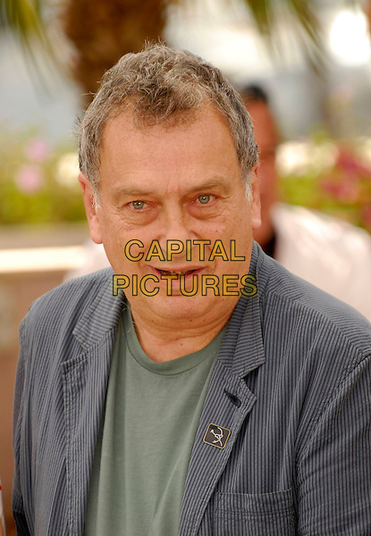 STEPHEN FREARS .The Feature Films Jury photocall at the 60th International Cannes Film Festival, Cannes, France. .May 16th, 2007.headshot portrait .CAP/KRA.©Persun/Capital Pictures