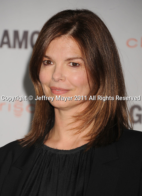 LOS ANGELES, CA - OCTOBER 24: Jeanne Tripplehorn attends the Glamour Reel Moments at DGA Theater on October 24, 2011 in Los Angeles, California.