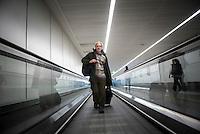 Travelling through Gatwick South Terminal, Reykjavik, Iceland