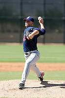 Robert Bryson - Cleveland Indians 2009 Instructional League.Photo by:  Bill Mitchell/Four Seam Images..