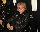 Singer Linda Ronstadt arrives for the formal Artist's Dinner honoring the recipients of the 42nd Annual Kennedy Center Honors at the United States Department of State in Washington, D.C. on Saturday, December 7, 2019. The 2019 honorees are: Earth, Wind & Fire, Sally Field, Linda Ronstadt, Sesame Street, and Michael Tilson Thomas.<br /> Credit: Ron Sachs / Pool via CNP