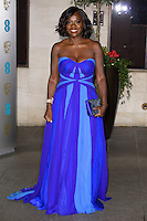 Viola Davis<br /> at the 2017 BAFTA Film Awards After-Party held at the Grosvenor House Hotel, London.<br /> <br /> <br /> &copy;Ash Knotek  D3226  12/02/2017