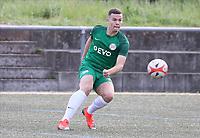 Dino-Samuel Kurbegovic (Offenbach) - Büttelborn 15.05.2019: SKV Büttelborn vs. Kickers Offenbach, A-Junioren, Hessenpokal Halbfinale