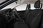 Front seat view of 2017 Dacia Logan-MCV Laureate 5 Door Wagon Front Seat  car photos