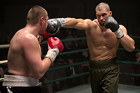 Creed II (2018) <br /> (Creed 2)<br /> Florian Munteanu stars as Viktor Drago<br /> *Filmstill - Editorial Use Only*<br /> CAP/MFS<br /> Image supplied by Capital Pictures