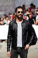 Spanish actor Paco Leon arrives to Maria Cristina Hotel during the 62st San Sebastian Film Festival in San Sebastian, Spain. September 20, 2014. (ALTERPHOTOS/Caro Marin) /NortePhoto.com /NortePhoto.com