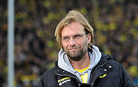 FUSSBALL   1. BUNDESLIGA   SAISON 2011/2012    14. SPIELTAG Borussia Dortmund - FC Schalke 04      26.11.2011 Trainer Juergen KLOPP (Dortmund)