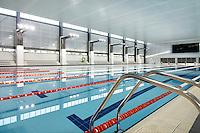 Al Ain University Indoor Swimming Pool