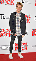 Freddy Parker at the &quot;School of Rock: The Musical&quot; VIP opening night, New London Theatre, Drury Lanes, London, England, UK, on Monday 14 November 2016. <br /> CAP/CAN<br /> &copy;CAN/Capital Pictures /MediaPunch ***NORTH AND SOUTH AMERICAS ONLY***
