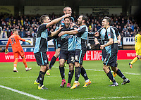 Wycombe Wanderers v Aston Villa - FA Cup 3rd Round - 09/01/2016