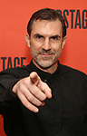 Paul Schneider attends photo call for the Second Stage Theatre Company production of 'Straight White Men'  at Sardi's on June 14 30, 2018 in New York City.