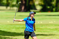A disapointed Lizzie Neale of Tasman. Toro New Zealand Womens Interprovincial Tournament, Waitikiri Golf Club, Christchurch, New Zealand, 4th December 2018. Photo:John Davidson/www.bwmedia.co.nz