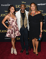 """09 July 2019 - Hollywood, California - LeVar Burton. Disney's """"The Lion King"""" Los Angeles Premiere held at Dolby Theatre. <br /> CAP/ADM/BT<br /> ©BT/ADM/Capital Pictures"""