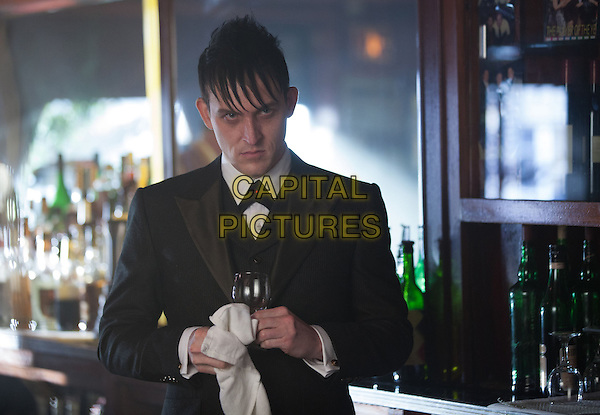 Robin Lord Taylor<br /> in Gotham (2014&ndash; ) <br /> (Season 1)<br /> *Filmstill - Editorial Use Only*<br /> CAP/FB<br /> Image supplied by Capital Pictures