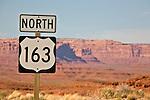 Monument Valley, Arizona, Utah, red rock, road trip, Highway 163, geology, U.S.A.,