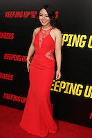 """LOS ANGELES, CA - OCTOBER 8: Jona Xiao at the """"Keeping Up with the Joneses"""" Red Carpet Event at Twentieth Century Fox Studios in Los Angeles, California on October 8, 2016. Credit: David Edwards/MediaPunch"""