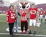2012 Wisconsin Football Senior Photos