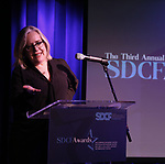 Lisa Peterson during The Third Annual SDCF Awards at The The Laurie Beechman Theater on November 12, 2019 in New York City.
