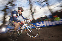 Steve Chainel (FRA)<br /> <br /> 2014 UCI cyclo-cross World Championships, Elite Men