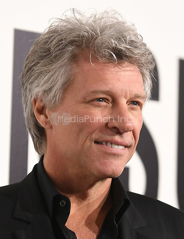 NEW YORK, NY - NOVEMBER 02: Jon Bon Jovi attends the Samsung annual charity gala 2017 at Skylight Clarkson Square on November 2, 2017 in New York City.  Credit:  George Napolitano/MediaPunch