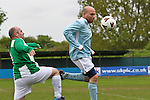 Ian Burns Charity Match, Sunday 6th May 2012 at Oakside.  No unpaid use 07545970036